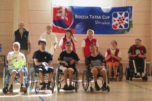 Boccia Tatra Cup 2016