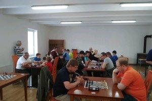 Šarišská šachová šou 2018