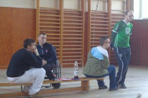 Boccia BC2 1. ligové kolo 2015 BA