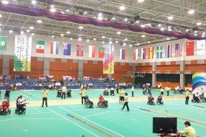 Boccia - Majstrovstvá sveta v Číne