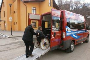 Prepravná služba - vozový park