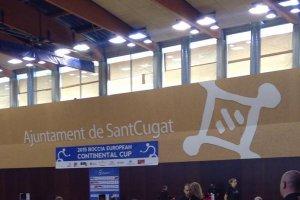 Majstrovstvá Európy v boccii 2015 Barcelona