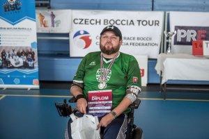 Czech boccia tor Havířov 2019