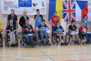 Majstrovstvá Slovenska v boccii 2017 Liptov