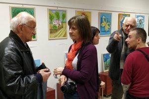 Môj Svet - výstava Lucie Vicovej a Jakuba Vica