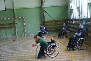 Boccia - ligový turnaj Prešov 2016