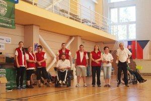 Boccia Tatra Cup 2015