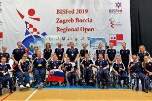 BISFed Boccia Regional Open Zagreb 2019