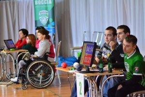 Boccia BC3 & BC4 - 1. ligové kolo 2015 Podlipníky