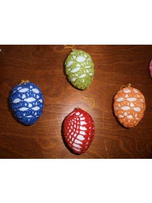 Vajíčko obháčkované