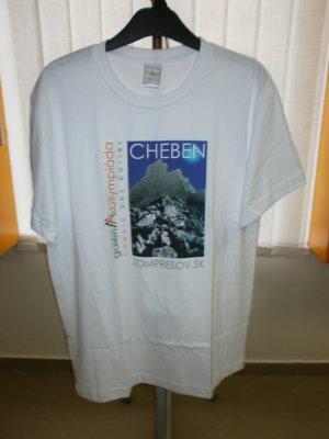 Tričko Cheben, hory - TiArt
