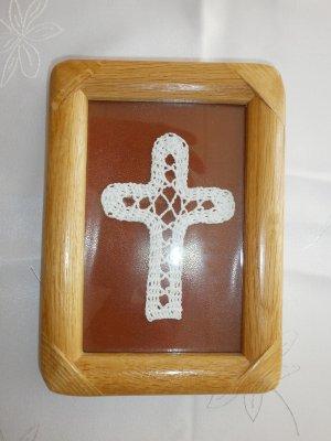 Háčkovaný krížik