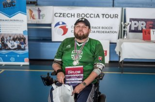 Czech Boccia Tour odštartovala v Havířove