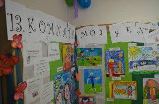 """Výstava """"13. KOMNATA – MÔJ SEN"""" na tému  """"ČÍM BUDEM"""""""