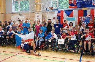 Boccia Tatra Cup 2021 – turnaj so srdcom