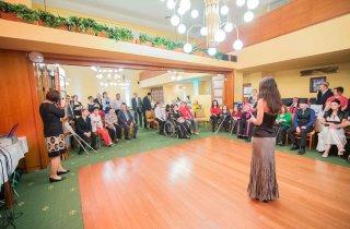 Benefičný festival Koliesko 2015 a XX. Celoslovenský ples mládeže s telesným postihnutím