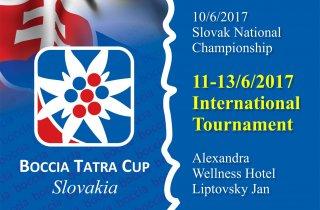 Boccia Tatra Cup 2017
