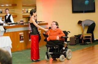 XIX. Celoslovenský ples mládeže s telesným postihnutím
