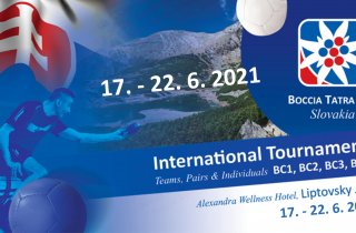 Boccia Tatra Cup 2021