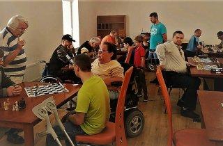 Šarišská šachová šou pod strechou firmy Expodom