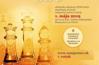 Šarišská šachová šou sa blíži...