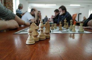 Stretnutie malých a veľkých šachistov v Prešove