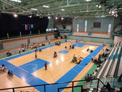Majstrovstvá Slovenska v boccii - NITRA 2016
