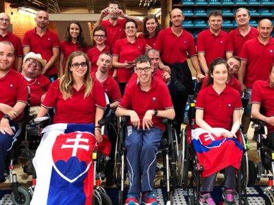 Boccia 2018 – účasť prešovských hráčov na medzinárodných podujatiach