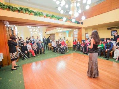 Benefičný festival Koliesko a XX. Celoslovenský ples mládeže s telesným postihnutím