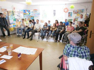 Výročná členská schôdza ZOM Prešov 2014