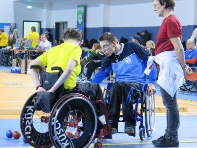 Majstrovstvá Slovenska v boccii párov a tímov 2014