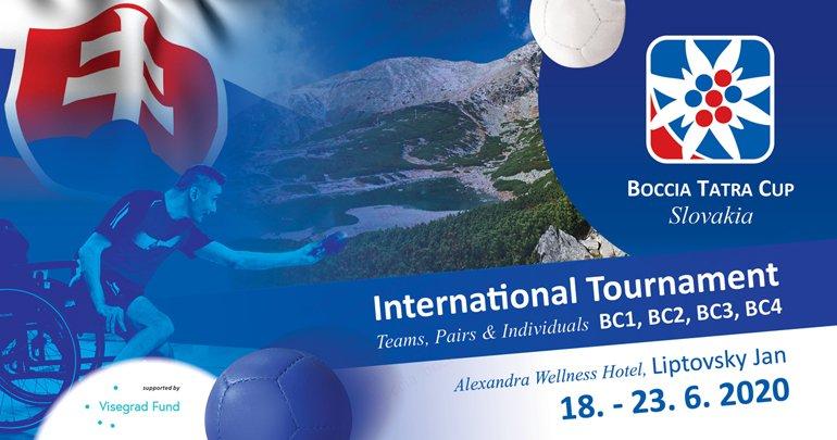Boccia Tatra Cup 2020